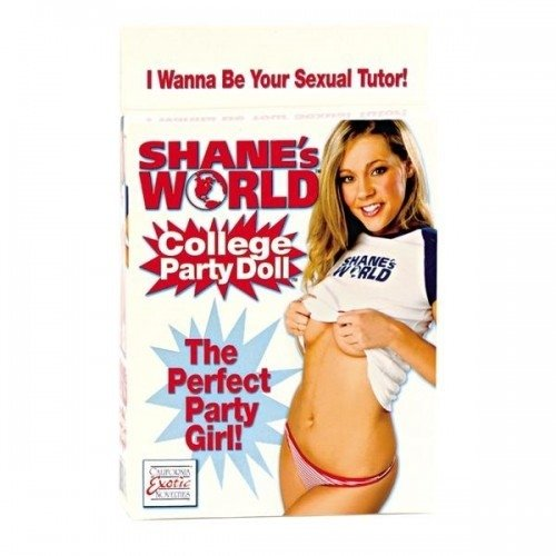 SE-1933-01 Shane's World College Party Doll