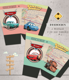 Kit imprimible Cars - Radiator Springs