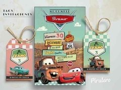 Imagen de Kit imprimible Cars - Radiator Springs