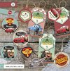 Cars - Radiator Springs Kit imprimible - Pirulero