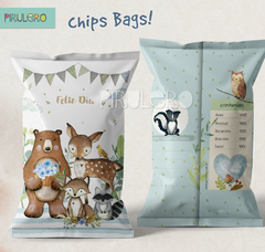Chip Bags Bosque encantado 2