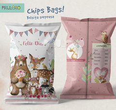 Chip Bags Bosque encantado 1