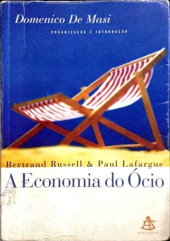 A Economia do Ócio Domenico de Masi