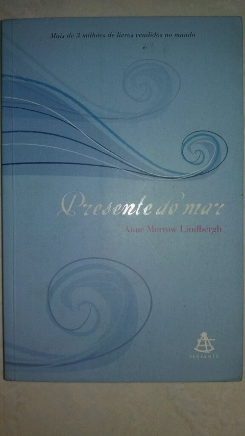 Presente do mar Anne Morrow lindbergh