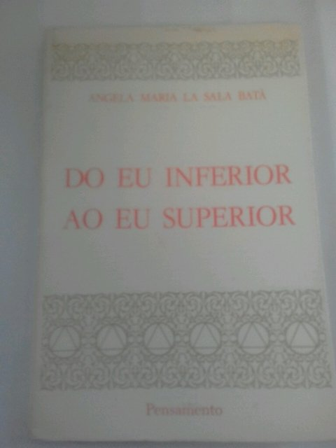 Ângela Maria la sala bata do eu inferior ao Eu superior
