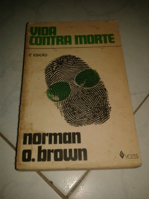 Vida contra morte Norman Brown