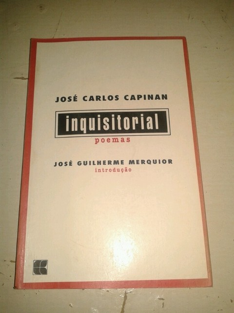 inquisitorial José Carlos capinan