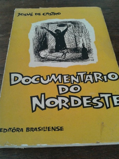 Documentario do nordeste. josue de castro