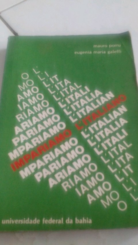 Impariamo italiano Volume 1