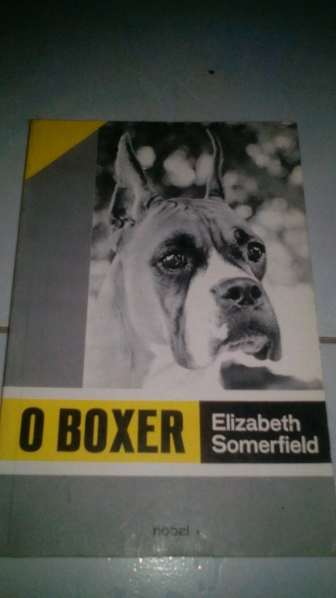 O boxe Elizabeth somerfield