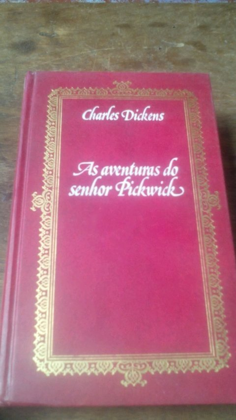 As Aventuras do Senhor Pickwick