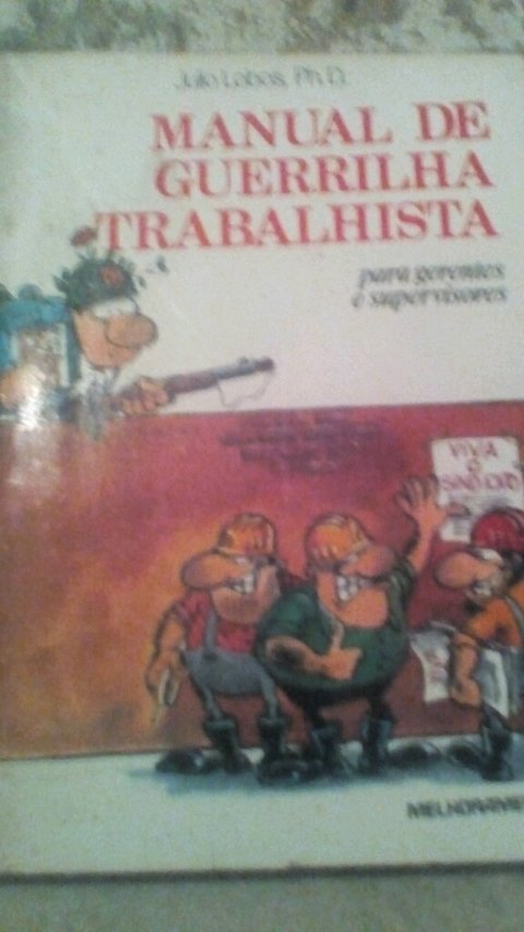 Manual de guerrilha trabalhista