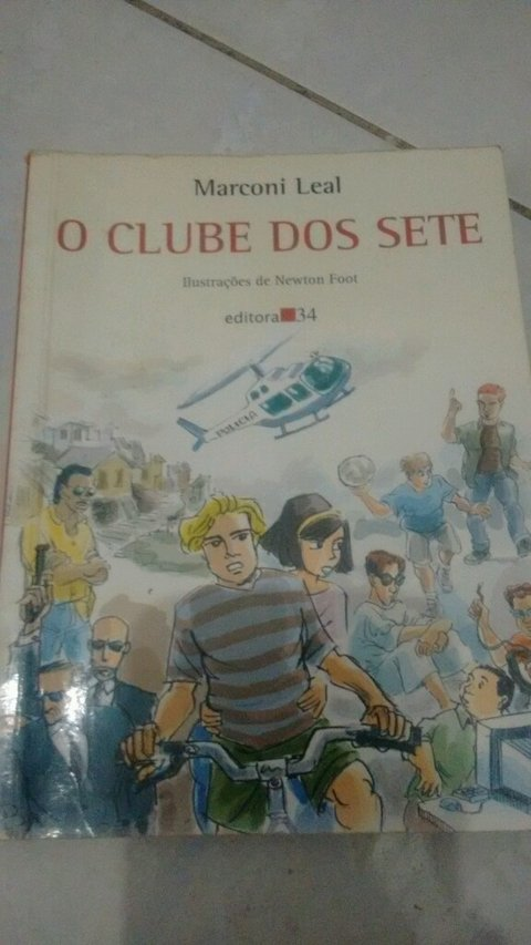 Marconi Leal o clube dos 7