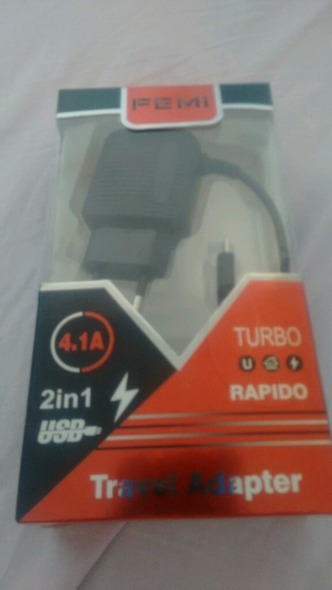 Carregador turbo rápido travão adapter FEMI