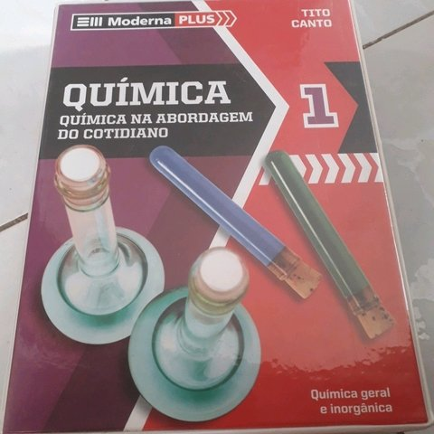 química na abordagem do cotidiano Volume 1