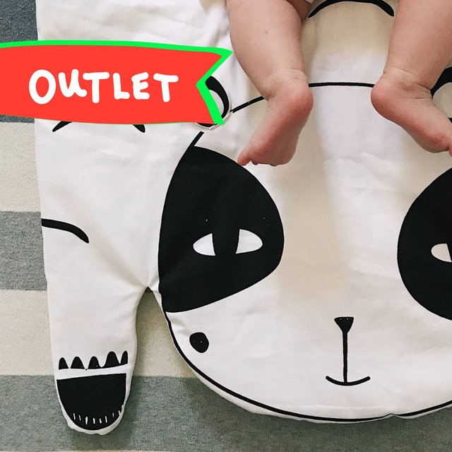 Mantita Panda Oliver OUTLET