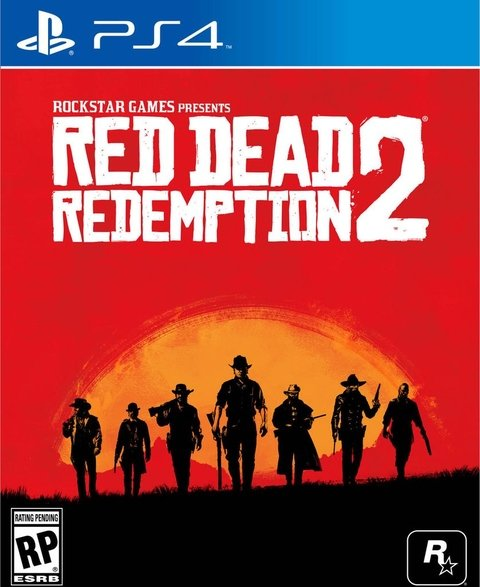 PREVENTA Red Dead Redemption 2 PS4