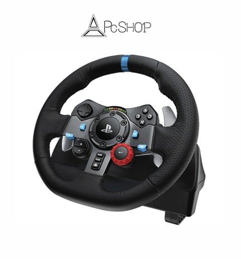VOLANTE DE CARRERAS DRIVING FORCE LOGITECH G29