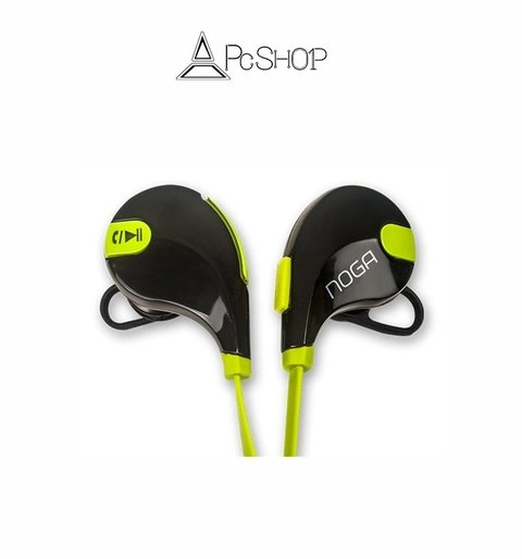 Auriculares Noga Sport Fit Bluetooth NG-BT04