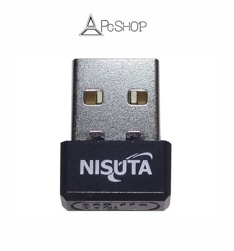 NISUTA NSWIU153N Adaptador Wireless USB nano 150 Mbps