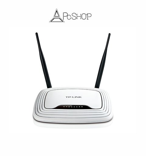 Router Inalˆmbrico TP-LINK TL-WR841N