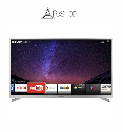Smart TV Sharp 50