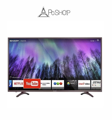 Smart TV Sharp 55