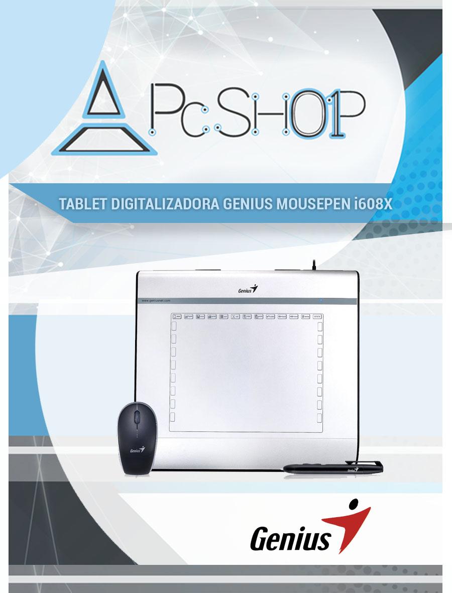 Genius Mouse Pen I608x Daftar Harga Terbaru Dan Terlengkap Indonesia With Drawing Pad 0 Comentarios