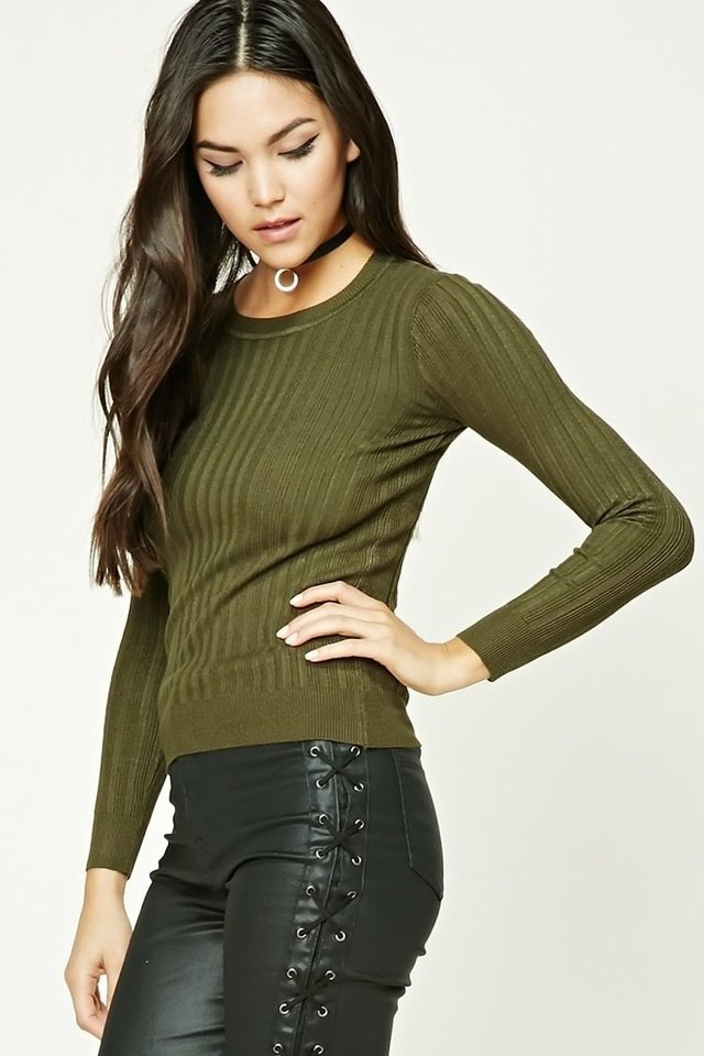 Sweater tejido morley FOREVER 21