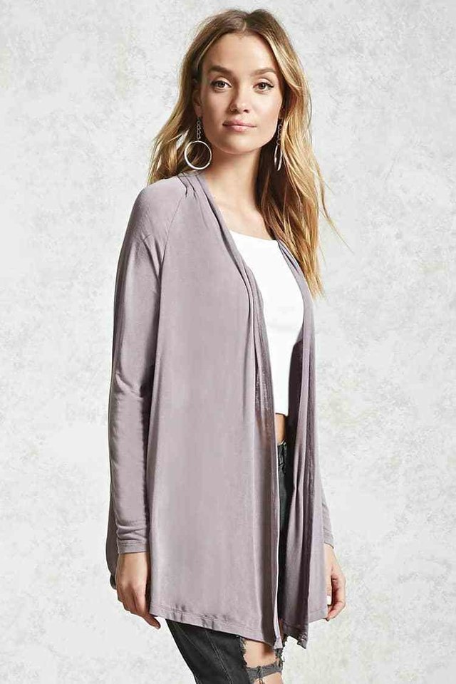 Cardigan abierto Forever 21
