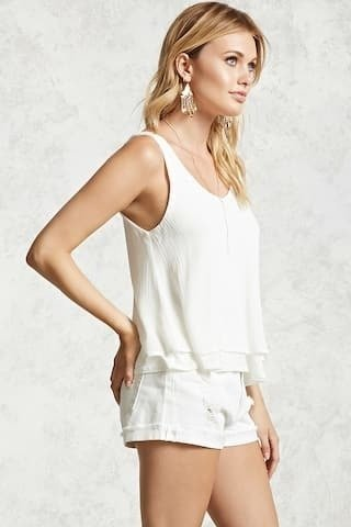 Remera/blusa musculosa Forever 21 - comprar online