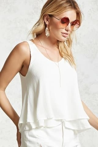 Remera/blusa musculosa Forever 21 - Majas