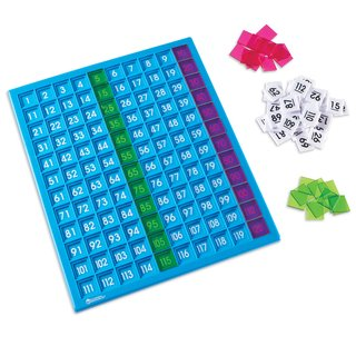 Tablero 120 Números de Learning Resources (120 Number Board) - tienda online