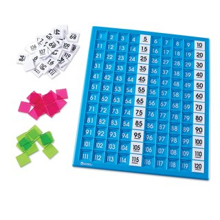 Imagen de Tablero 120 Números de Learning Resources (120 Number Board)