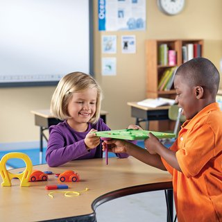 Set de Actividades con Magnetos de Learning Resources (Stem Magnets! Activity Set) - comprar online