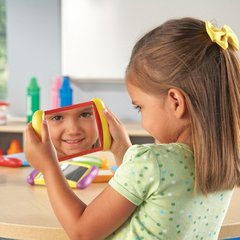 Espejos 2 en 1 de Learning Resources (All About Me 2 in 1 Mirrors) - comprar online