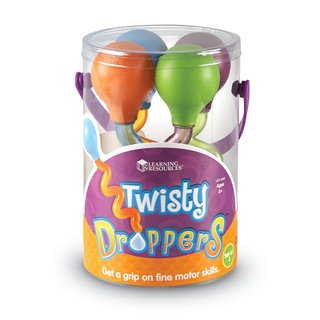Goteros Twisty Droppers de Learning Resources - comprar online