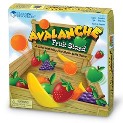 Avalancha de Frutas de Learning Resources (Avalanche Stand Fruit) - comprar online