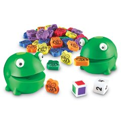 Froggy Feeding Fun de Learning Resources (Juego de Motricidad Fina)
