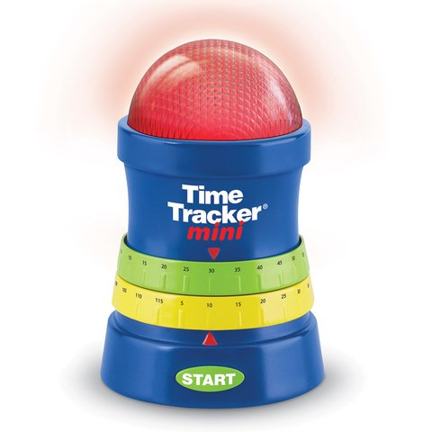 Cronómetro Visual Mini Time Tracker Mini de Learning Resources