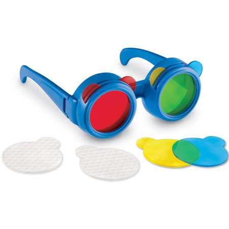 Anteojos Colores Primarios de Learning Resources (Primary Science Color Mixing Glasses)