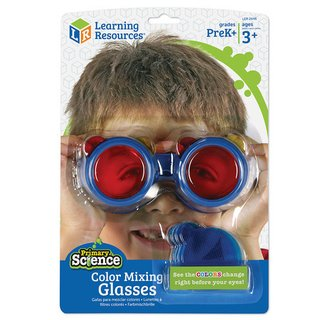 Anteojos Colores Primarios de Learning Resources (Primary Science Color Mixing Glasses) en internet