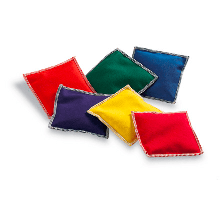 Bolsitas Arco Iris de Learning Resources (Rainbow Bean Bags)