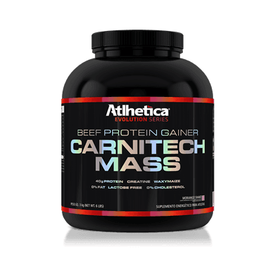CARNITECH MASS 3k- ATLHETICA NUTRITION