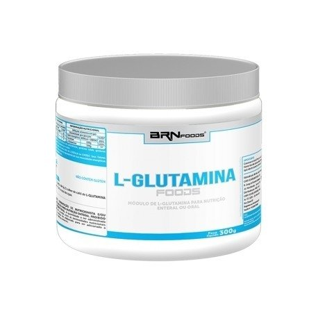 L-GLUTAMINA FOODS - BR NUTRITION FOODS
