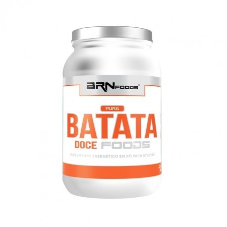 PURA BATATA DOCE FOODS - BR NUTRITION FOODS