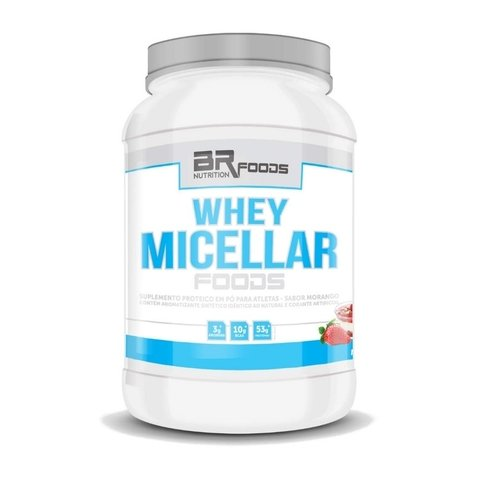 WHEY MICELLAR FOODS - BR NUTRITION FOODS