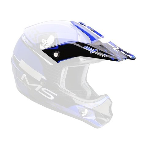 Pala Capacete IMS Action Azul