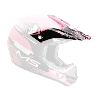 Pala Capacete IMS Action Rosa