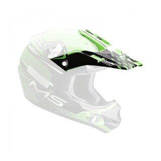 Pala Capacete IMS Action Verde